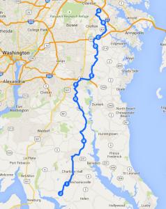 MIR Route